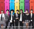 AAA 10th ANNIVERSARY BEST(ALBUM3枚組+DVD)